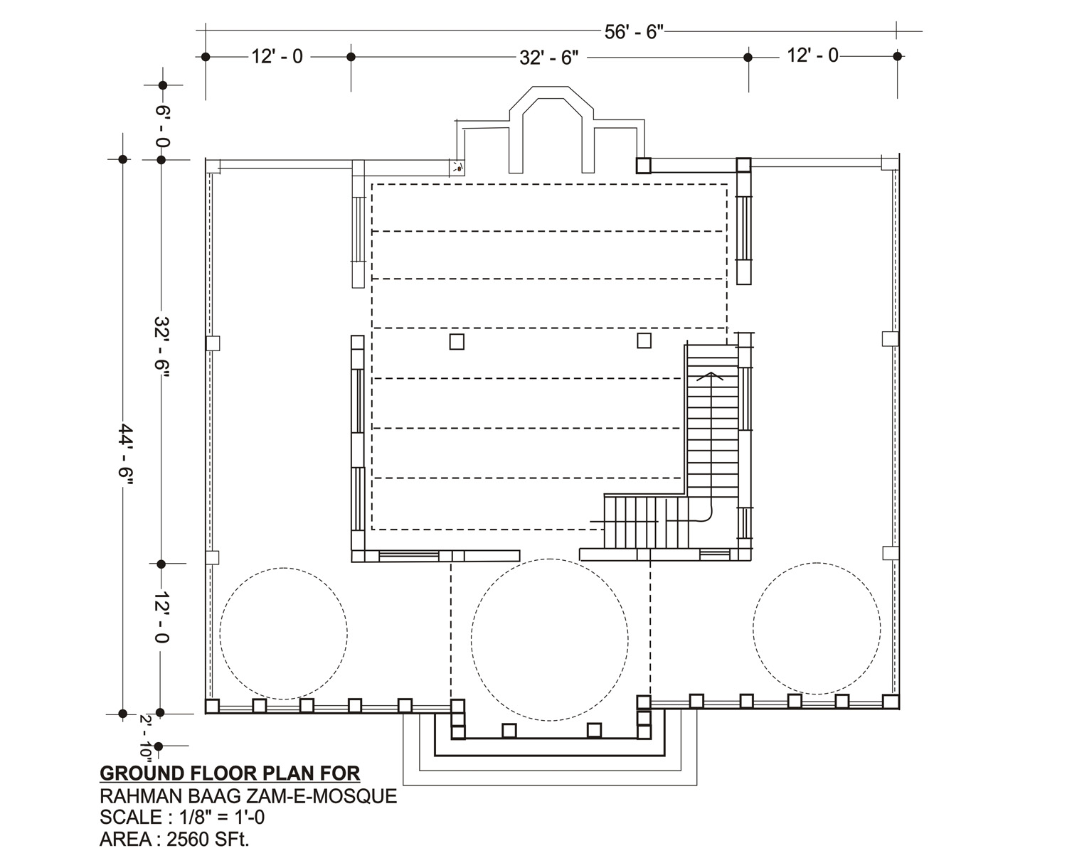 5Ground Floor Plan